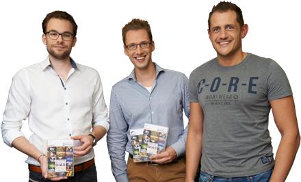 Die MEDIAFIX Gründer