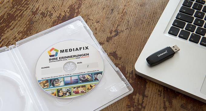 Die Haltbarkeit der Speichermedien - MEDIAFIX erklärts.