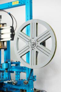 Selbstentwickeltes Gerät zum Super 8 Digitalisieren