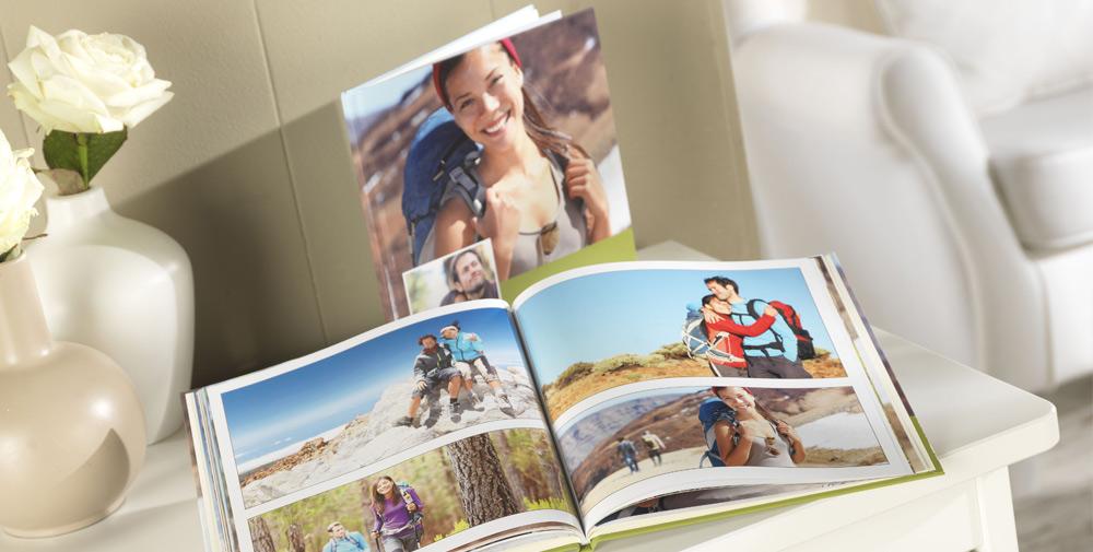 Fotos scannen und Fotobücher gestalten