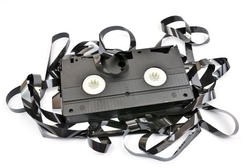 Bandsalat: Die Geschichte der Audiokassette bei MEDIAFIX.