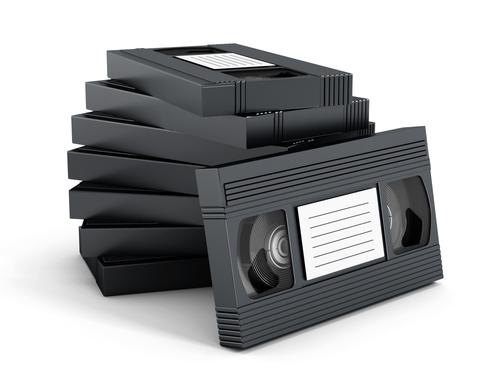 vhs kassetten digitalisierung aller formate. Black Bedroom Furniture Sets. Home Design Ideas