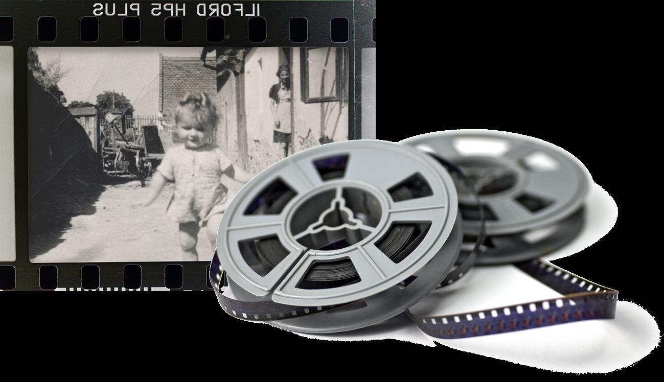 8 mm Filme digitalisieren