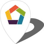 Ein Marker zur Symbolisierung der verschiedenen MEDIAFIX-Standorte