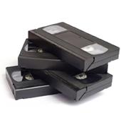 Kosten der Digitalisierung von Videokassetten