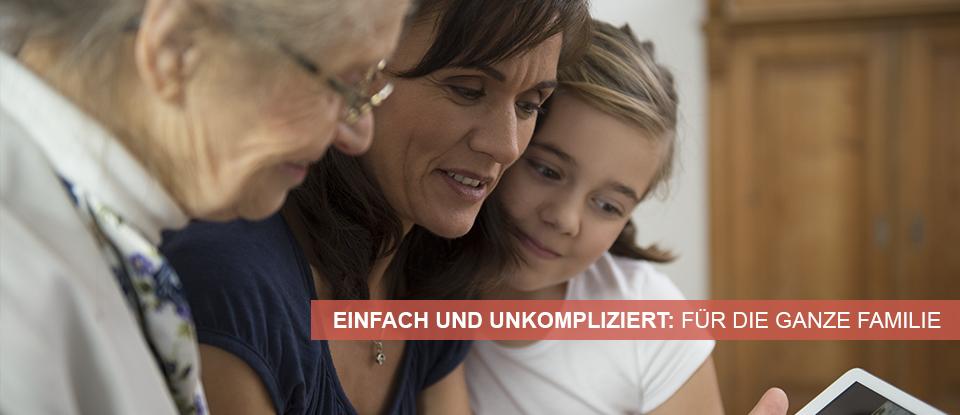 Dias scannen bei MEDIAFIX: Für die ganze Familie!