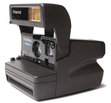Die Polaroid OneStep - die beliebte Sofortbild Kamera