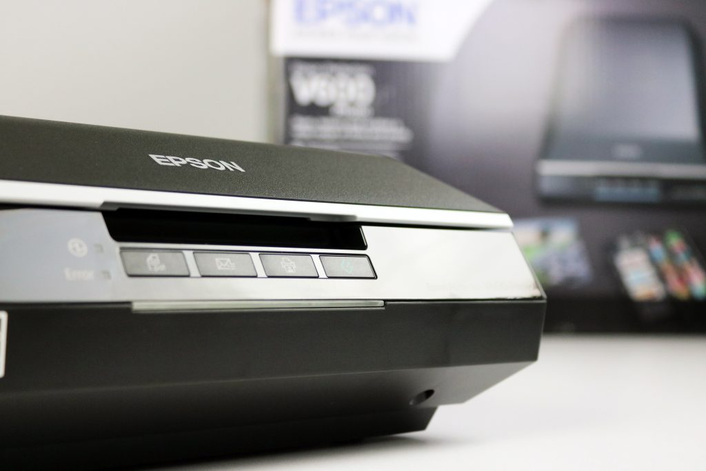 Scanner Test Der Epson Perfection V600