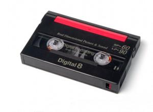 Digital8 Kassette digitalisieren