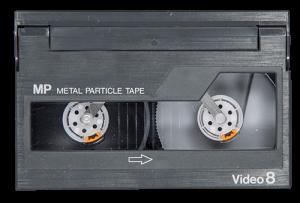 Video 8 Kassette