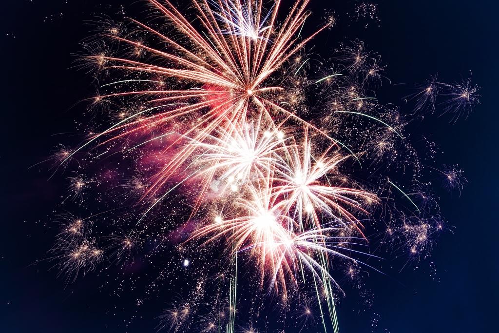 MEDIAFIX Feuerwerk - viele Gründe zum Feiern in 2018