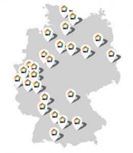 MEDIAFIX Annahmestellen in Deutschland