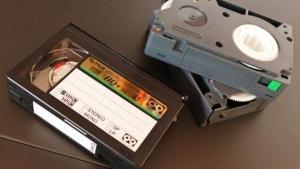 S-VHS-C Kassette