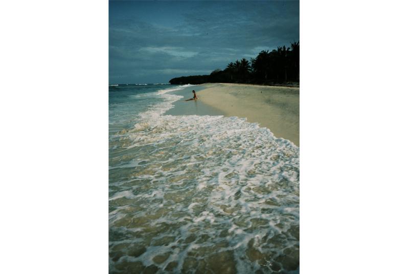 Strand vom Indischen Ozean