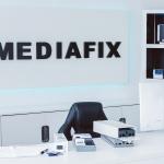 Kundenempfang in der MEDIAFIX Zentrale in Köln
