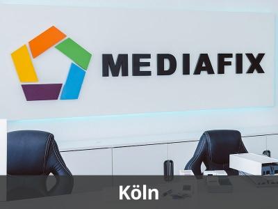 MEDIAFIX Zentrale in Köln