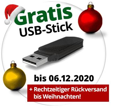 Gratis-USB-Stick