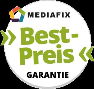 MEDIAFIX Bestpreisgarantie